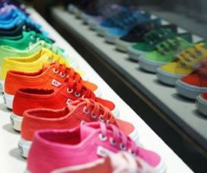 shoes and superga image