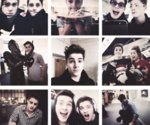 jack, jack and finn harries, and british youtubers image