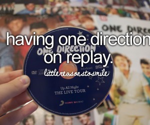 one direction, music, and song image