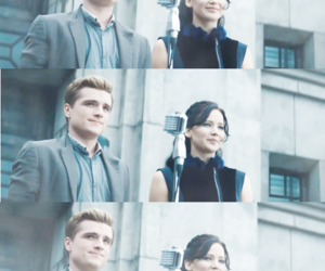 screencaps, the hunger games, and trailer image