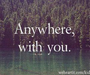 love, anywhere, and quote image
