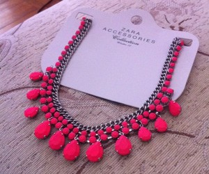 necklace and Zara image