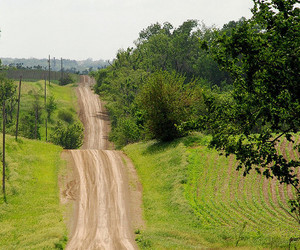 beautiful, road, and country image