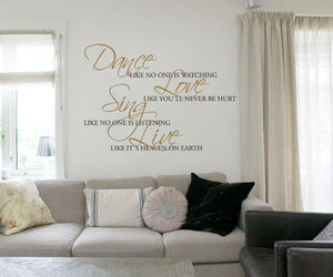 dance, live, and quote image