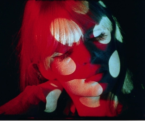 nico, photography, and red image