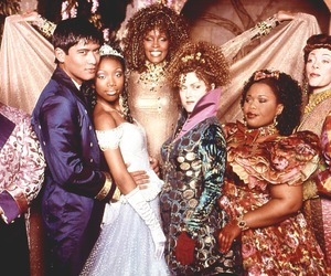 90s, Whitney, and childhood image