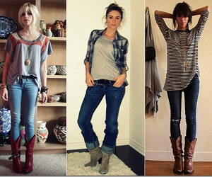 country, fashion, and look image