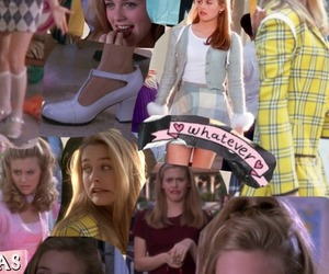 Clueless, 90s, and girl image