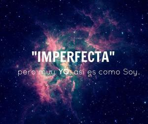 imperfect, yo, and frases image