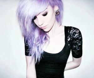 girl, hair, and daisyhillx image