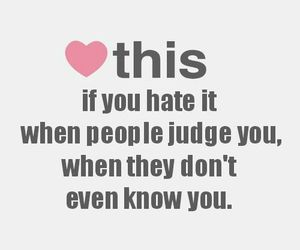 judge, heart, and people image