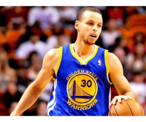 Basketball and curry image