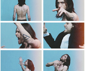 jared, up in the air, and 30 seconds to mars image
