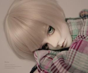bjd, boy, and doll image