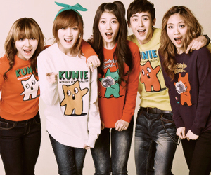 miss a, kpop, and 2PM image