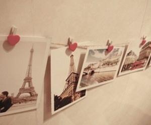 paris, love, and photo image