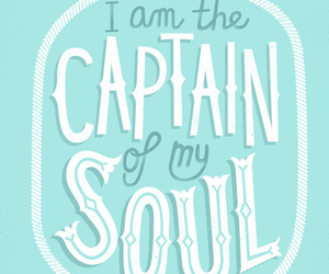 soul, captain, and quote image