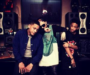 g-dragon, gd, and will smith image