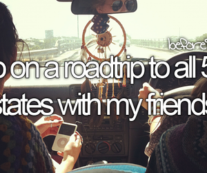 friends, usa, and before i die image