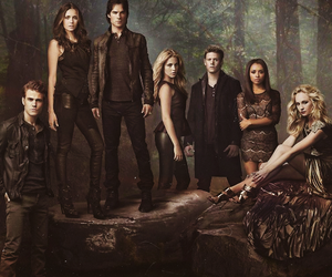 the vampire diaries, tvd, and Bonnie image