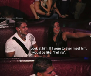 jersey shore, ronnie, and the situation image