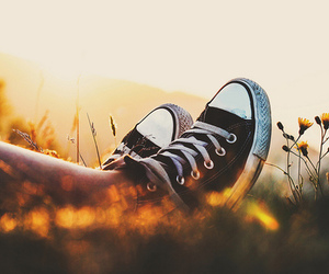 converse, shoes, and summer image