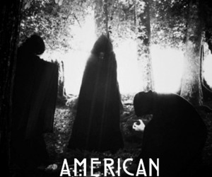 american horror story, coven, and scary image
