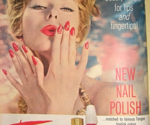 nail, pastel, and nail polish image