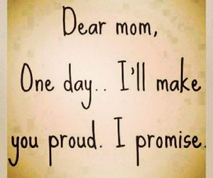 mom, someday, and one day image