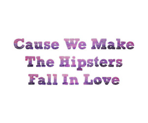 aw, blow, and hipsters image