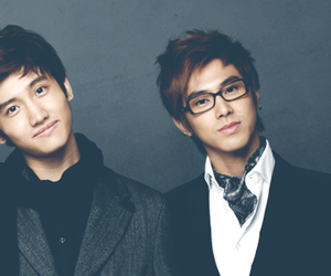 changmin, dbsk, and Hot image