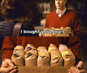 flour, funny, and flowers image