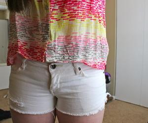 girl, pink, and quality image
