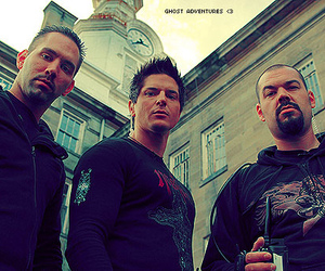 ghost adventures, zak bagans, and nick groff image