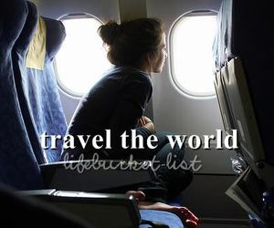 travel, quote, and world image