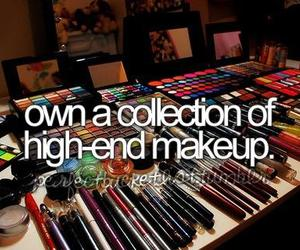 before i die and makeup image