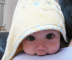 asian, baby, and cute image