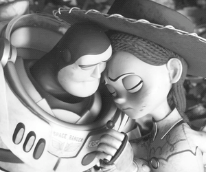 love, toy story, and disney image