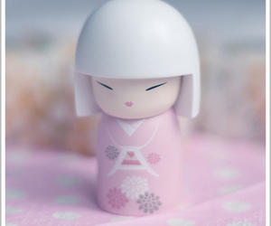 doll, japanese, and kawaii image