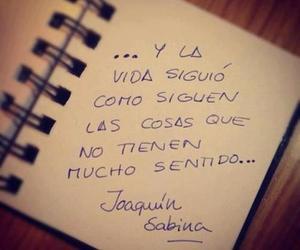 frases, vida, and joaquin sabina image