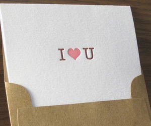 love, Letter, and text image