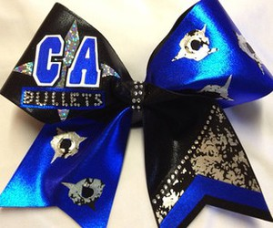 bow, ca, and cheer image