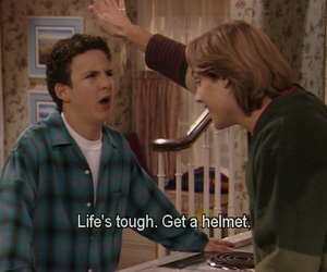 boy meets world, quotes, and life image