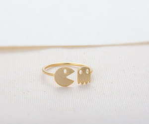 pacman and ring image