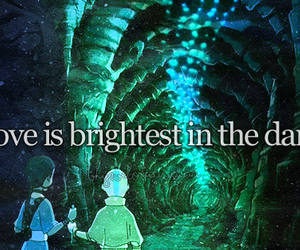 quotes, avatar the last airbender, and love image