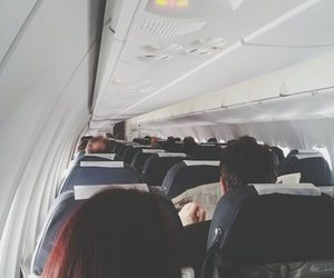 plane and trip image