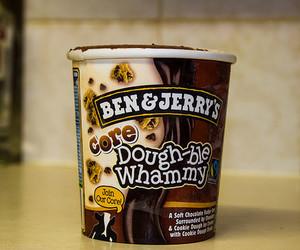 ice cream, chocolate, and yummy image