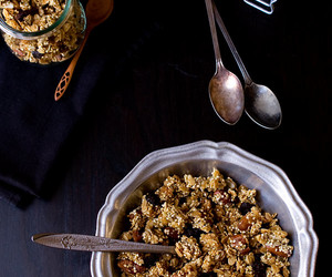 food, granola, and recipe image