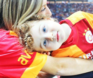 baby, galatasaray, and football image