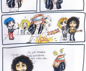 3, axl rose, and gnr image